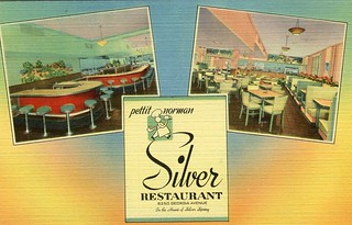 Silver Restaurant Postcard | by Sligo20910