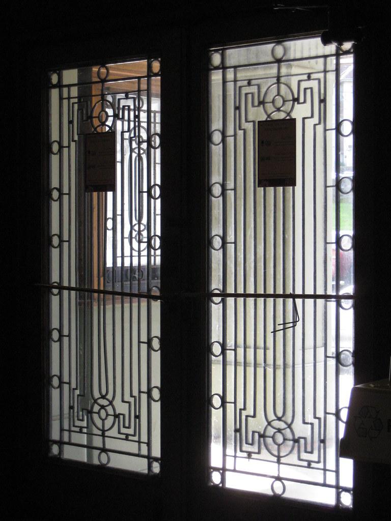 ... Door Grilles on the Foyer Doors of the Palais Theatre u2013 Lower Esplanade St Kilda & Door Grilles on the Foyer Doors of the Palais Theatre u2013 Lou2026 | Flickr