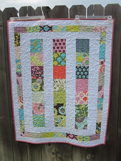 Sugar Pop Baby Quilt | by EAGarner78