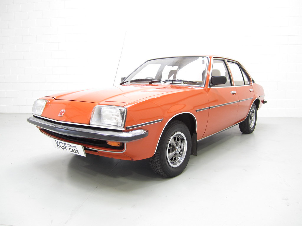 Vauxhall Cavalier Gl Kgf Classic Cars Flickr
