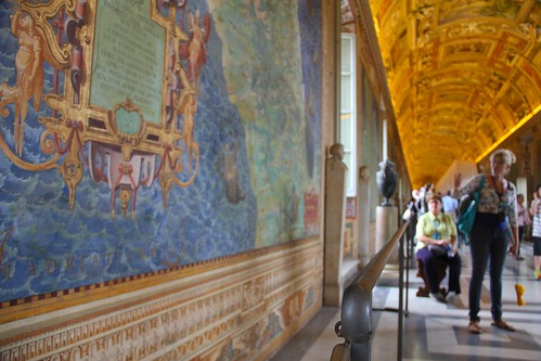 In the Vatican Museums | by danxoneil