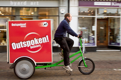 Outspoken Delivery, Cambridge, UK | by European Cyclists' Federation