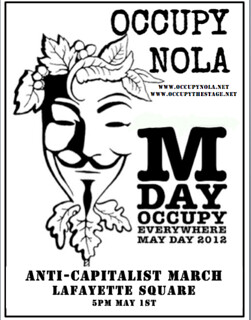 MayDayExpectUs | by OccupyNOLA