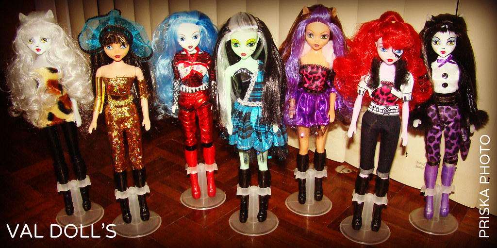 MONSTER HIGH FAKE