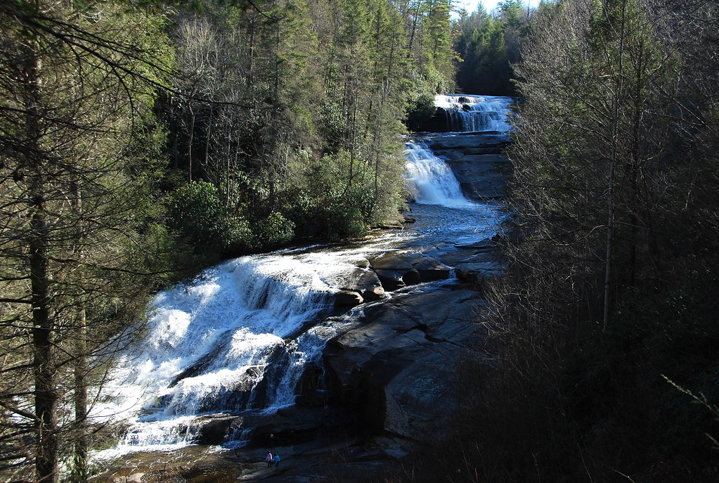 Triple Falls Triple Falls Dupont State Forest