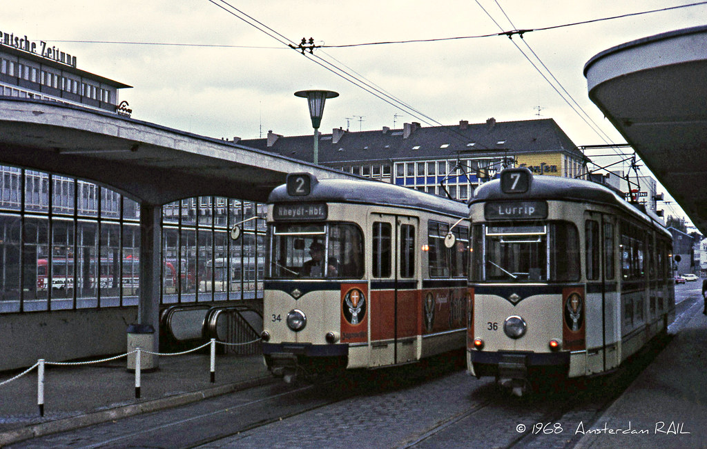 M nchengladbach in 1968 ein bild von den letzten tagen for Amsterdam b b centro