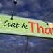Coat and Thai