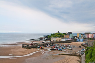 Tenby, Pembrokeshire, Wales | by Strabanephotos