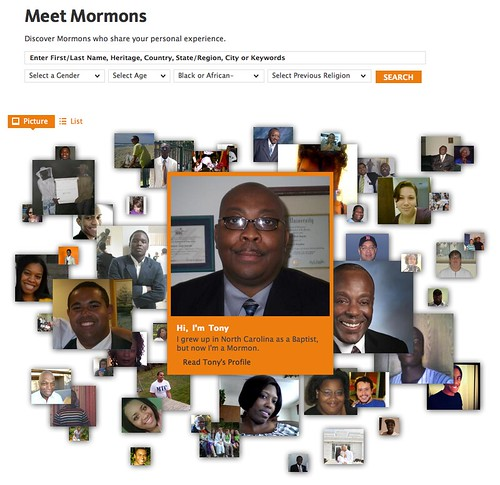 Meet an African-American Mormon | by On Being