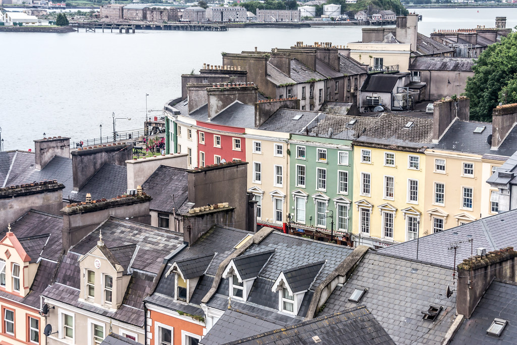 Cobh - The Last Port Of Call For The Titanic