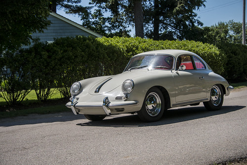 Porsche 356 | by Kompressed