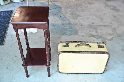 How to Make a Suitcase Table: Instructions | by Stacie Stacie Stacie