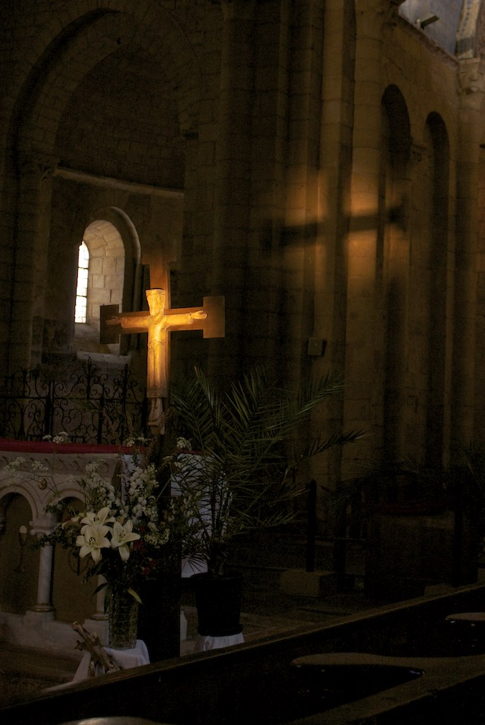 Cadouin France  city photo : ... the Church Sanctuary in Cadouin, France | The wonders… | Flickr