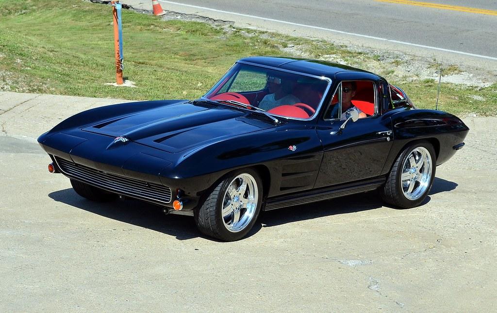 Custom C2 1964 Corvette Scott597 Flickr