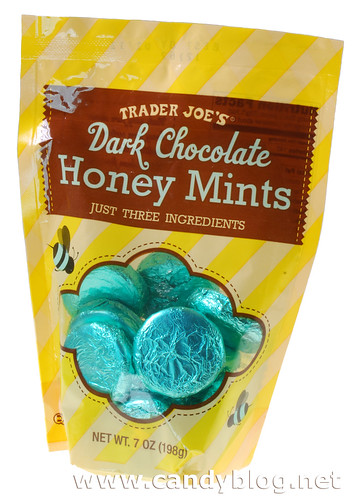 Trader Joe's Dark Chocolate Honey Mints | by cybele-