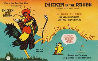 Chicken in the Rough | by The Cardboard America Archives