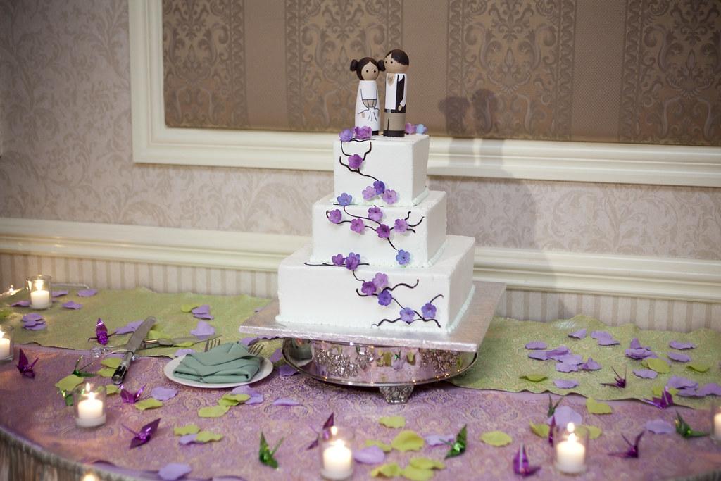 Ganache Wedding Cake Termomix