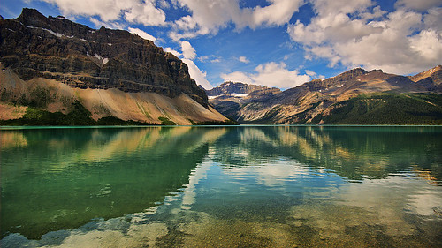 Bow Lake | by Aubrey Stoll