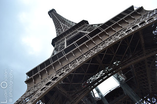 Eiffel Tower | by Lujain Osailan
