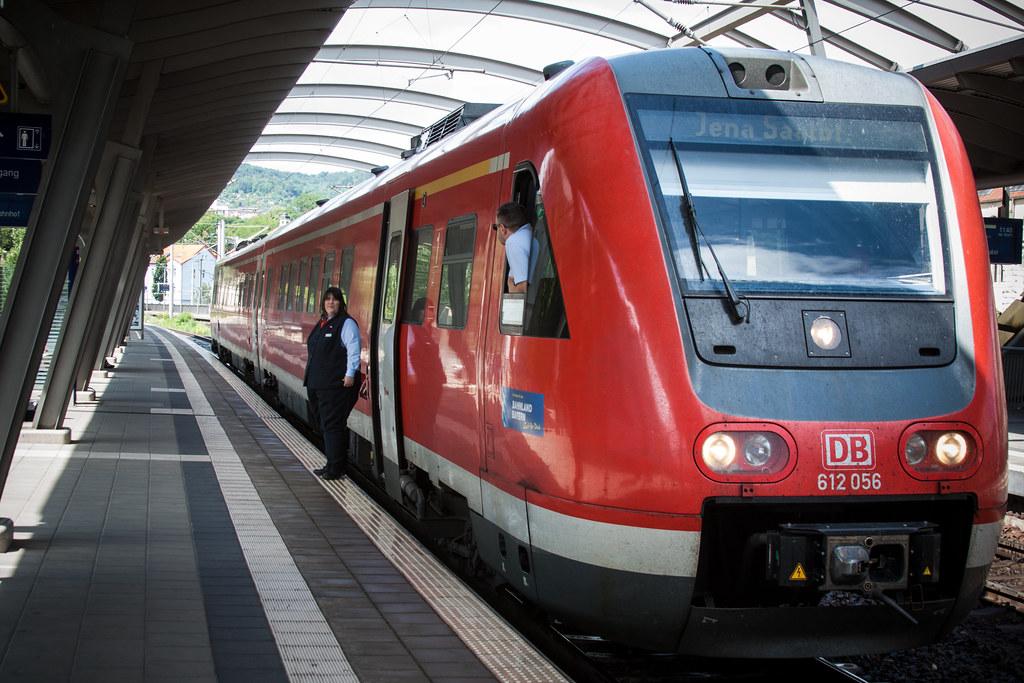 Deutsche Bahn Aktienanteile