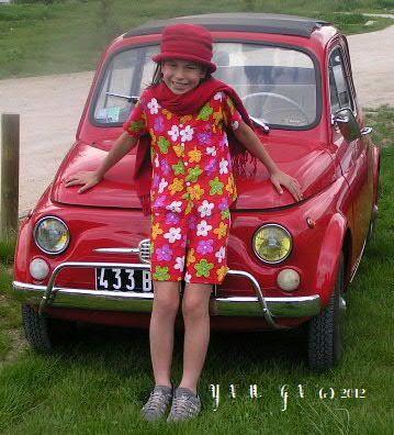 pot de yaourt chaperon rouge voiture bagnole fiat flickr. Black Bedroom Furniture Sets. Home Design Ideas