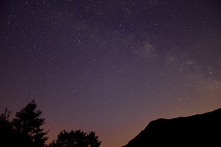 Milk way in the Abruzzi Park | by Claudio Cantonetti
