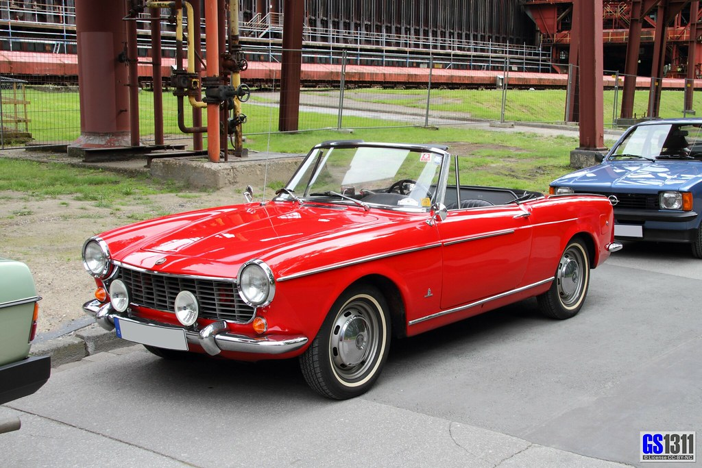 124 Spider Abarth >> 1963 - 1967 Fiat 1500 Cabriolet | The Fiat 1300 and Fiat 150… | Flickr