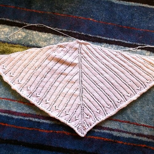 Ferrous shawl | by LittleOliveBranch