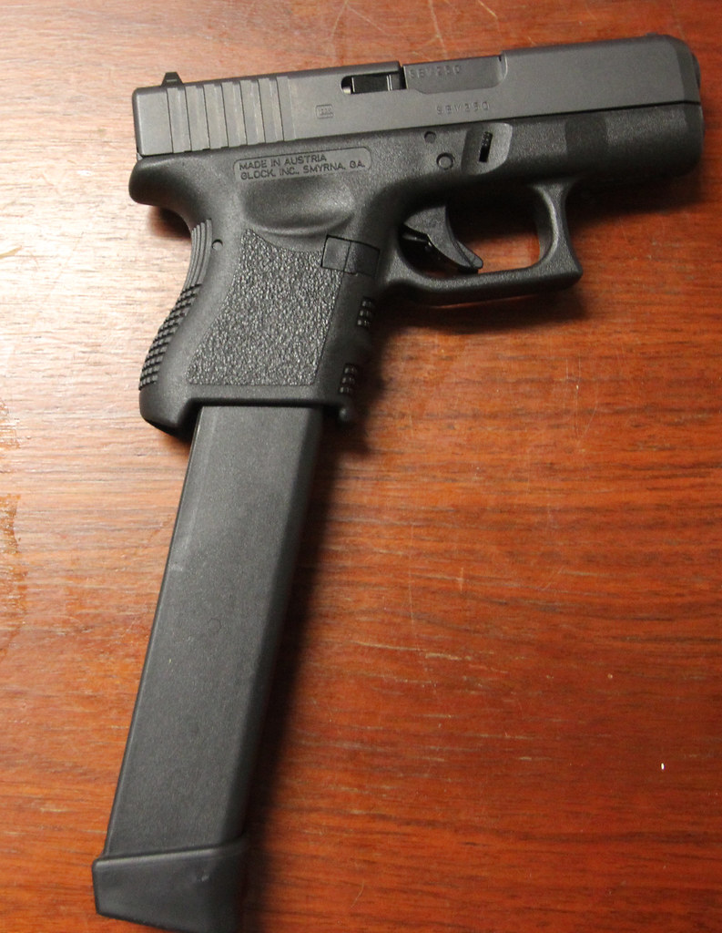 Glock 26 9mm | glen izett | Flickr