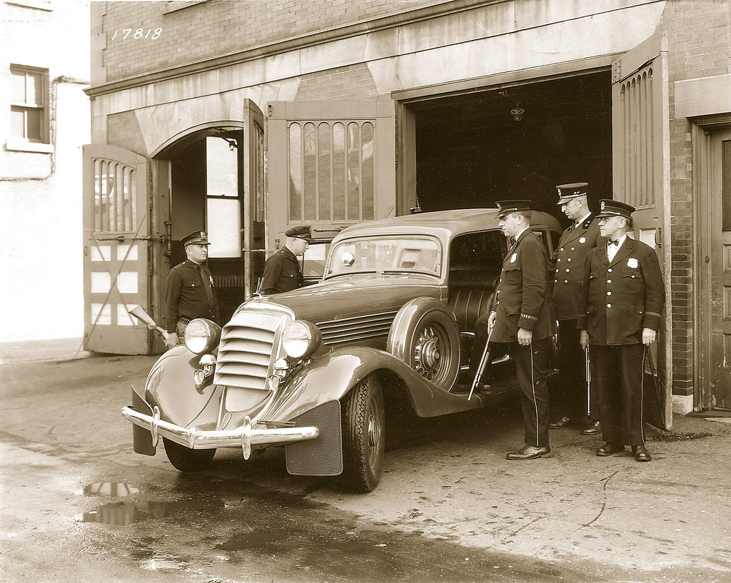 Studebaker President 1934 South Bend Indiana In 1934