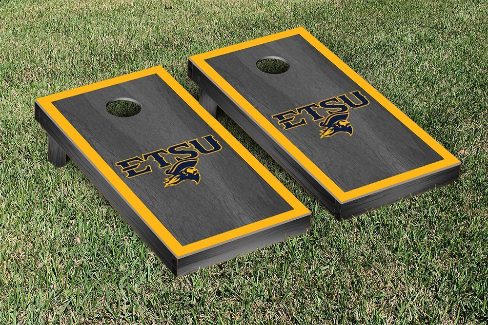 East Tennessee State Buccaneers Onyx Border Version
