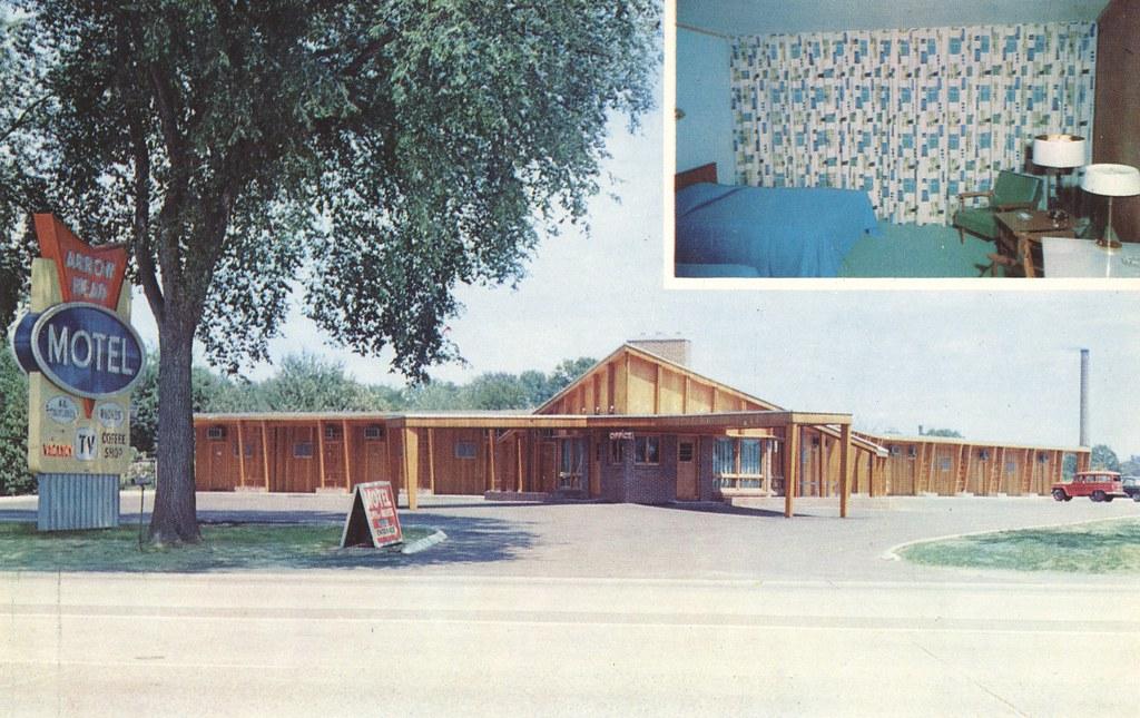 Arrowhead Motel - West Springfield, Massachusetts