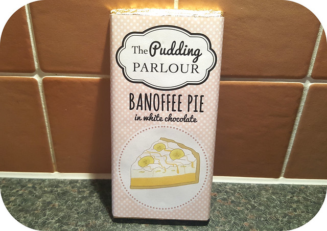 The Pudding Parlour Banoffee Pie Bar