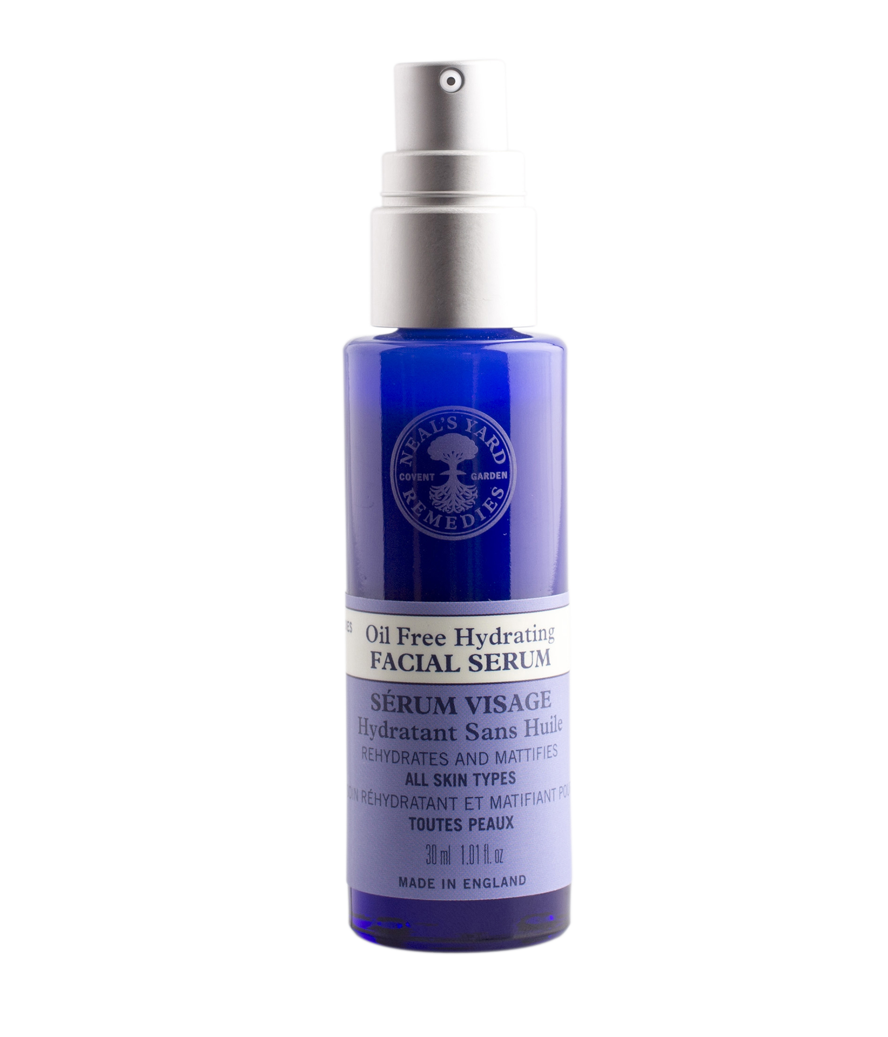 neal's yard remedies Oil Free Facial Serum