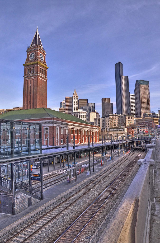Union Station in Downtown Seattle | Union Station's ...