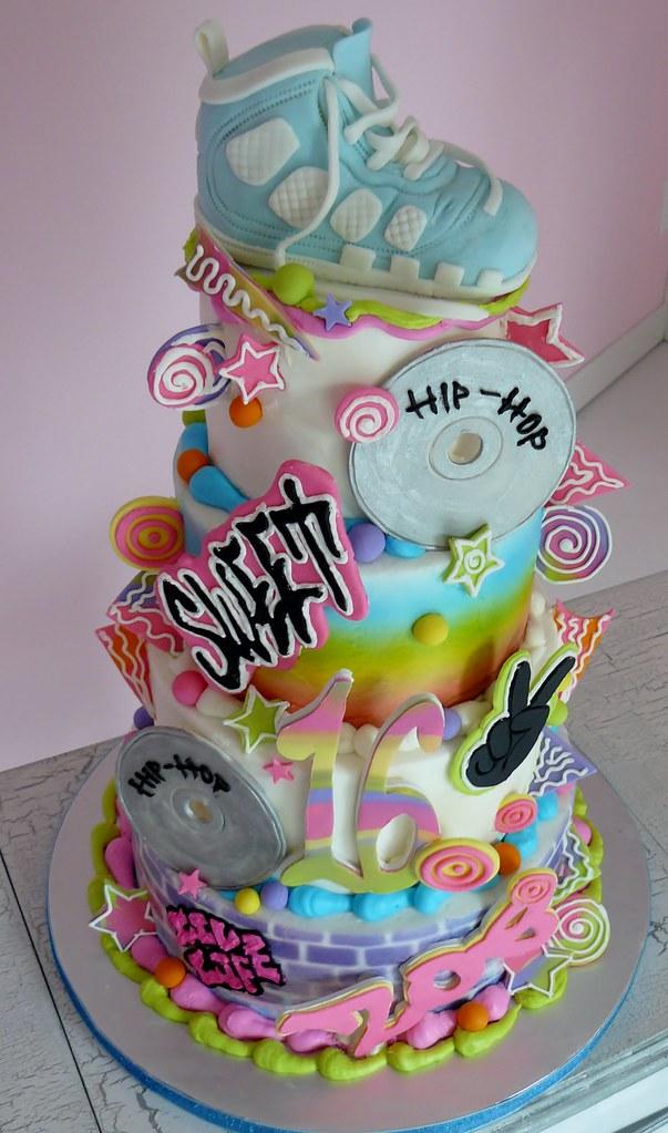 Bel Air Cake Pops