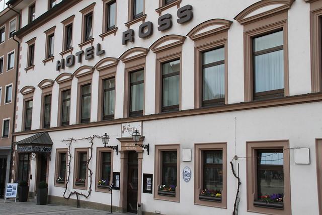 Hotel In Schweinfurt Nahe Alter Stadtbahnhof