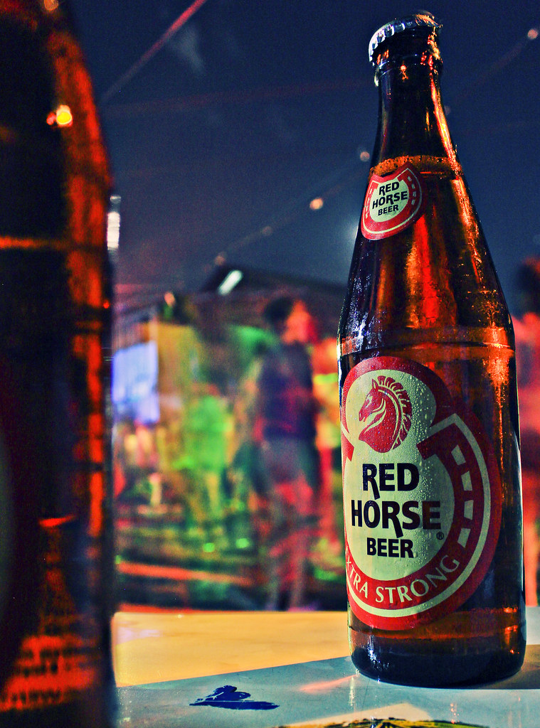 Red horse beer wallpaper - photo#13