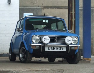 Mini Clubman 1275 GT | by VAGDave