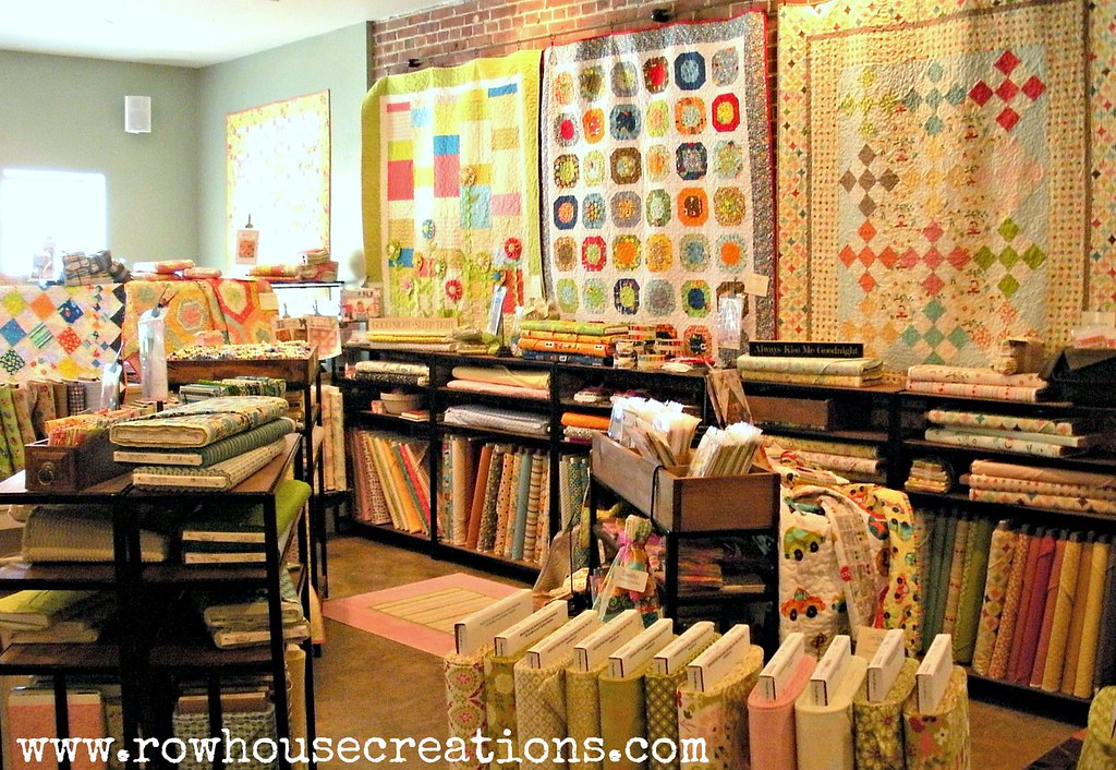 Inspirations Quilt Shop In Hills Iowa From Our Marketing Flickr
