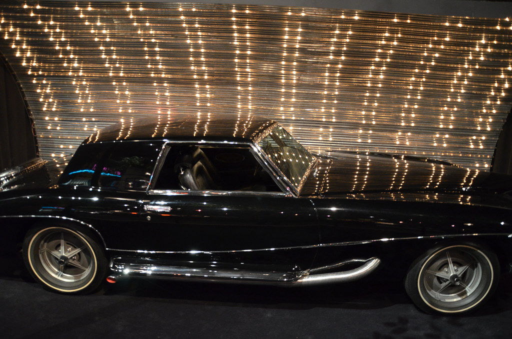 Elvis presley automobile museum at graceland memphis tn for Musictown motor cars tennessee