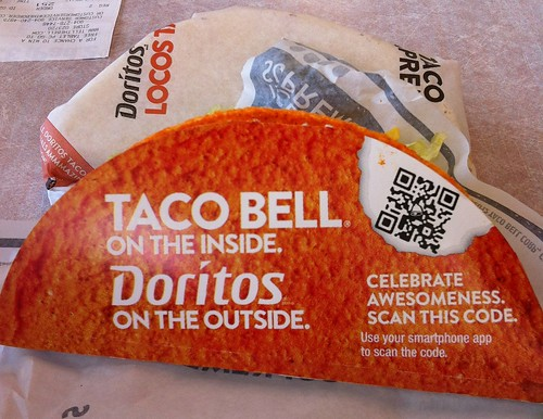 Doritos Locos Tacos from Taco Bell (2012) | by Paxton Holley