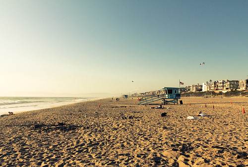 Beach. Los Angeles. What else? | by .chonchon