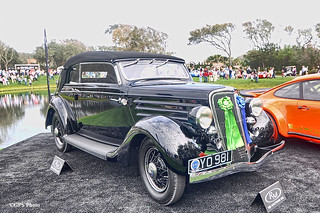 1936 Ford 48 Cabriolet by Glaser at Amelia Island 2012 | by gswetsky
