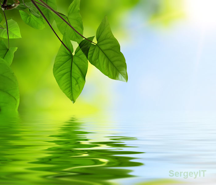 water background images