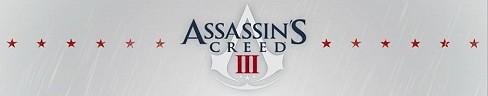 Assassin's Creed 3 Banner | by Weave to the Write