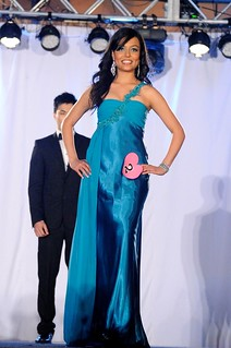 Beauties of Asia 2012 Finalist - Evening Gown. | by kaybee07