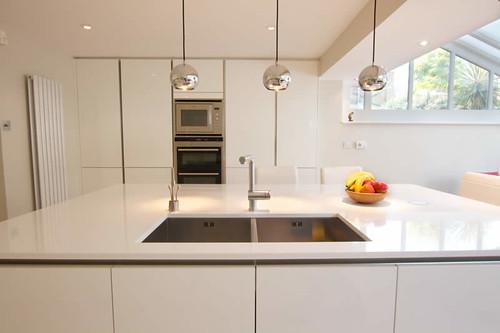 White Gloss Kitchens For Sale