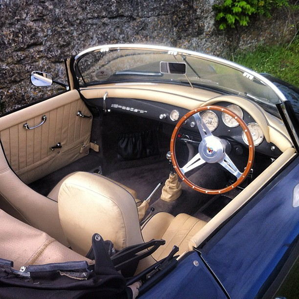 Chesil Speedster Interior Porsche 356 Replica