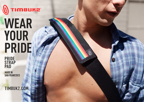 Pride large | by Timbuk2 Designs